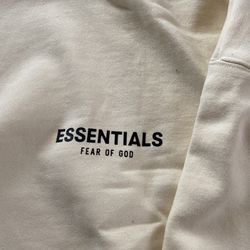Fear of God Hoodie Lg *Brand new 100% Authentic Thumbnail