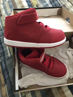 Jordan shoes brand new size 10 (toddler) for Sale in Falls Church, VA