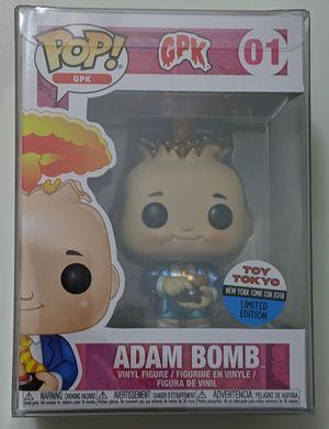 Funko Metallic Adam Bomb Toy Tokyo Exclusive Brand New with Protector for Sale in Costa Mesa, CA
