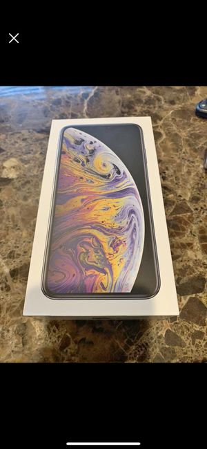 Apple iPhone XS Max Gold for Sale in Snoqualmie, WA