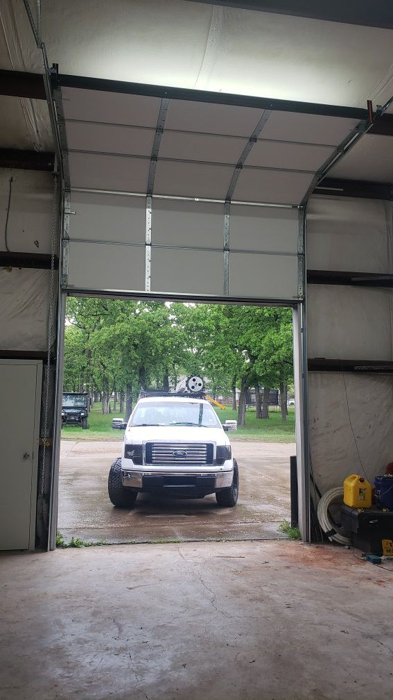 Garage doors and openers and services
