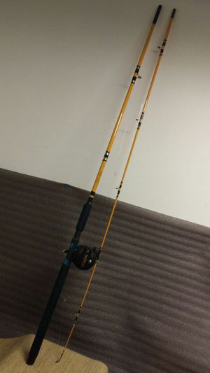 c56aca24ebe DAIWA SEALINE 47LC Conventional Reel & EAGLE CLAW Granger Ocean 9ft Go 503P Fishing  Rod Combo for Sale in Norwalk, CT - OfferUp