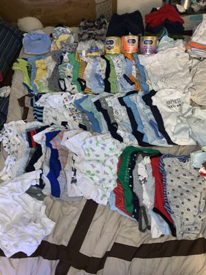 Photo Baby boy items!