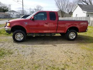 Photo 2000 Ford f150 extra cab 4x4 off road pkg