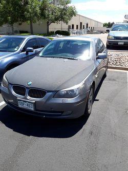 2008 BMW 5 Series Thumbnail