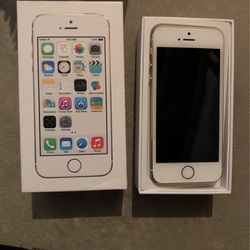 iPhone 5s 16gb (comes With Otter Box Case) Thumbnail
