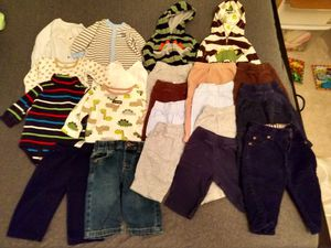 Winter boys clothes 6 months for Sale in Germantown, MD