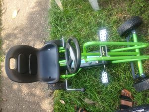 Hauck lightning pedal go kart for Sale in Manassas, VA