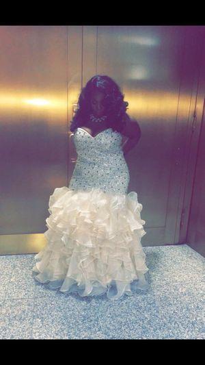 Plus size 22 wedding Dress for Sale in Boston, MA