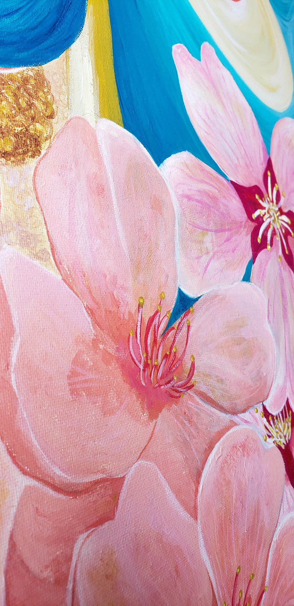 SPRING SALE ENDS MAY 11 2021 Original Acrylic Canvas Painting Art