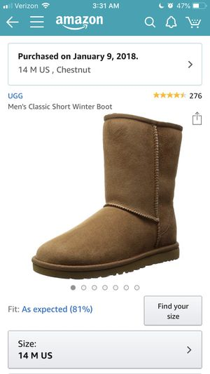 848f1741537 New and Used Ugg boots for Sale in Vista, CA - OfferUp