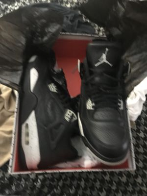 VNDS AIR JORDAN OREO 4s SZ 11.5 With Box for Sale in Hyattsville, MD