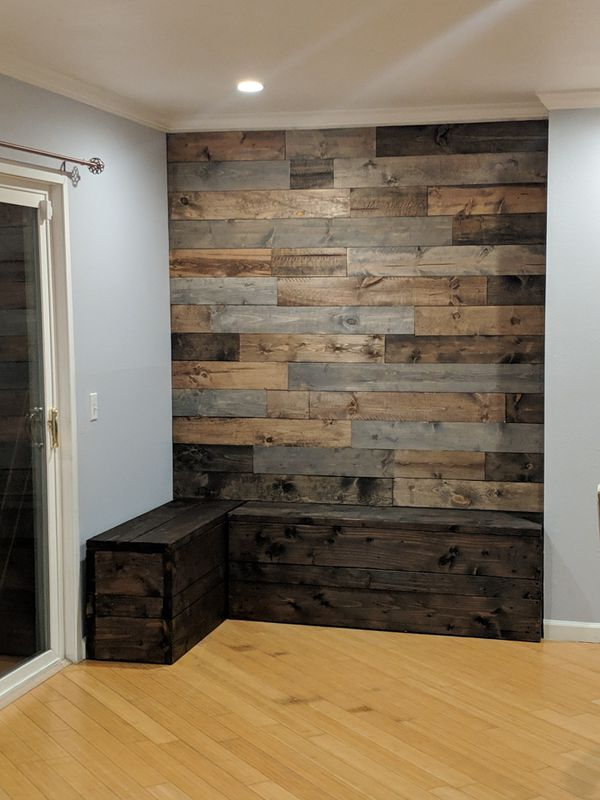 Custom pallet wall for Sale in Port Hueneme, CA - OfferUp