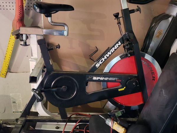 Schwinn Spinner Elite Stationary Bike For Sale In Denver