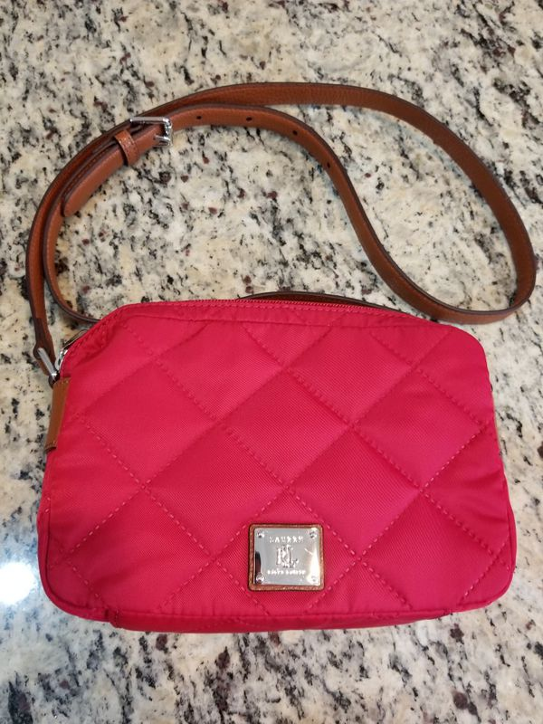22a97a34ecc1 ... discount brand new ralph lauren bag without tag for sale in lyndhurst  nj offerup c1a03 b8dac