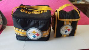 Pittsburgh Steelers 12 Pack Coolet and Lunch Bag for Sale in Buena Park, CA