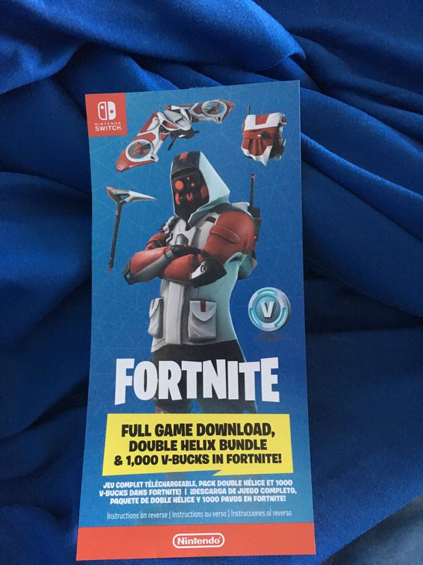 fortnite double helix download code - double helice fortnite