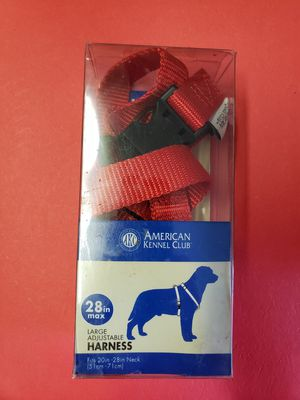 American Kennel Club large adjustable dog harness for Sale in Phoenix, AZ