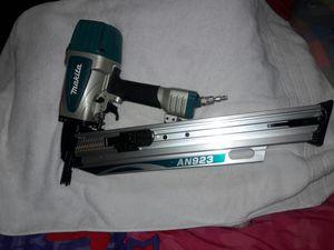 Makita framing nail gun for Sale in Federal Way, WA
