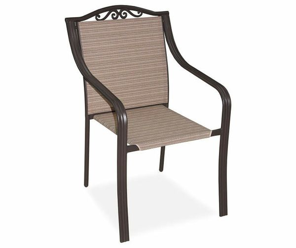 Wilson Fisher Doral Sling Stacking Patio Chair For Sale In Conyers