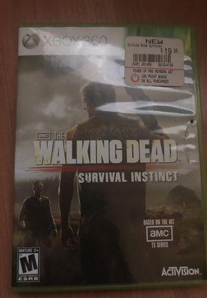 The Walking Dead - Survival Instinct for Sale in Boston, MA