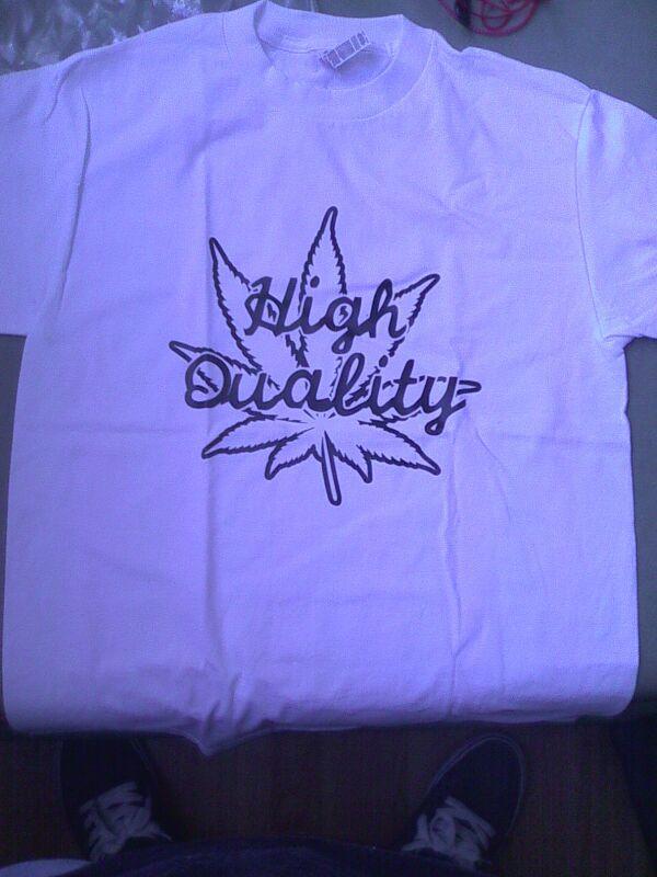 High quality t shirt