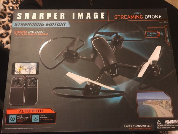 Sharper Image Drone Streaming Edition Brandnew For Sale In Hampton