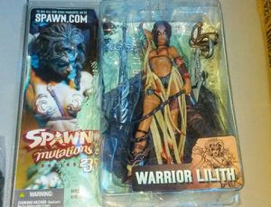 (2003)mcfarlane Toy Warrior Lilith Action Figure for Sale in Phoenix, AZ
