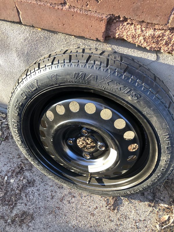 Spare Tire Nissan Versa 16 For Sale In Salt Lake City Ut Offeruprhofferup: Nissan Versa Spare Tire Location At Gmaili.net