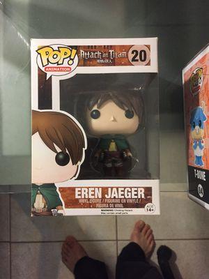 Eren Jaeger Funko Pop for Sale in Azalea Park, FL