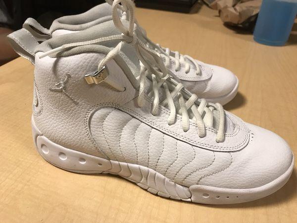 ef6de4fa2afb Nike Air Jordan Jumpman Pro BG Kids Basketball Shoes size 7 Youth ...