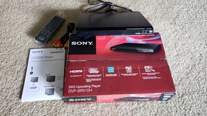 Sony DVD player for Sale in Lincolnia, VA