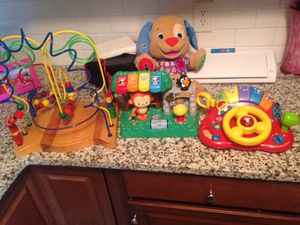 Toddler learning toy lot for Sale in Richmond, VA