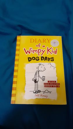 Diary of a wimpy kid dog days Thumbnail