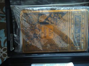 "Alpha edition of ""CAMPFIRES OF NAPOLEON"" book. Very old book 1863 in fair condition for Sale in Phoenix, AZ"