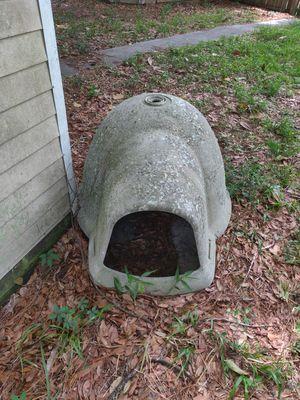 Photo Igloo Style Dog House