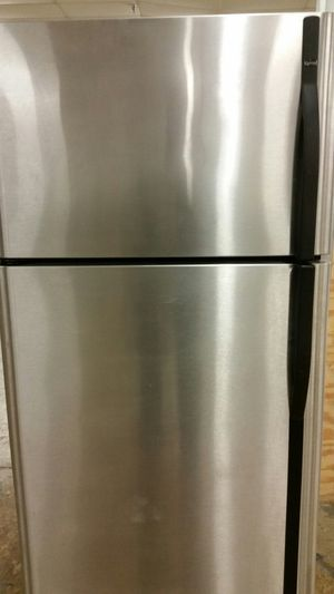 Stainless refrigerator top freezer ice maker for Sale in Falls Church, VA