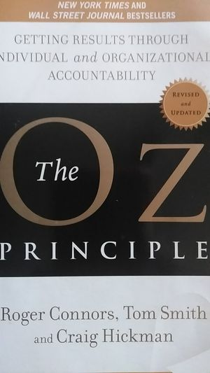 The OZ Principle for Sale in Pittsburgh, PA