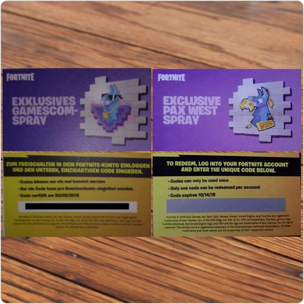 Fortnite Free Spray Code | Fortnite Drop Generator Season 7