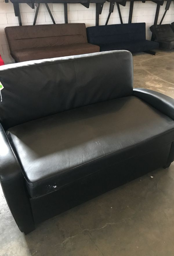 Outstanding Black 54 Inch Pull Out Sofa Sleeper With Mattress For Sale In Irving Tx Offerup Evergreenethics Interior Chair Design Evergreenethicsorg