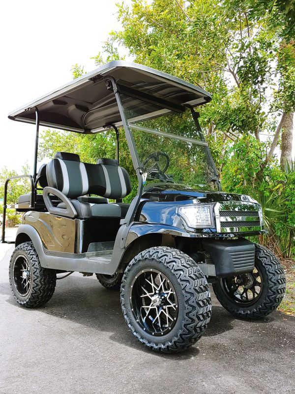 Lifted alpha club car precedent 2019/2015!! Custome for Sale in Pompano  Beach, FL - OfferUp