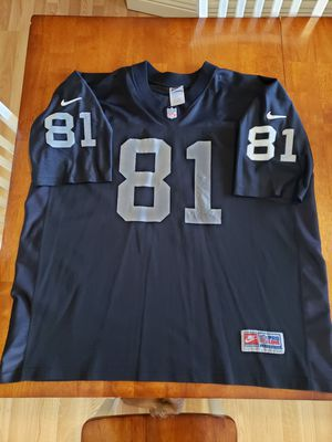 sneakers for cheap a9936 64d26 New and Used Raiders jersey for Sale in Olympia, WA - OfferUp