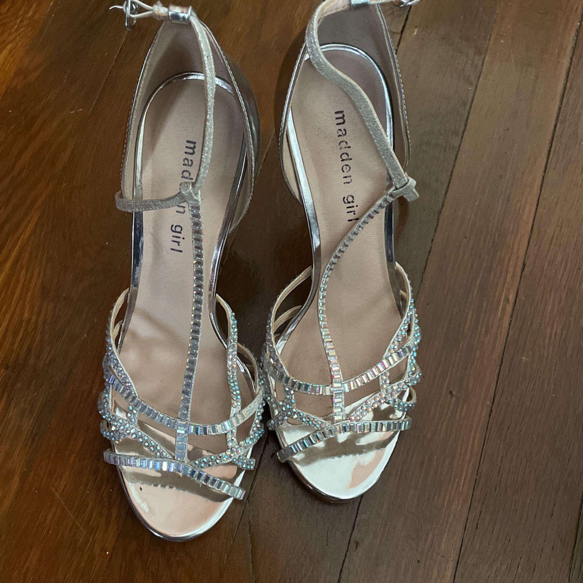 Gem High Heels