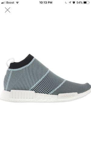 52edb0a9a1137 Adidas Iniki Runner White  Navy Gum Size 10 for Sale in Irvine