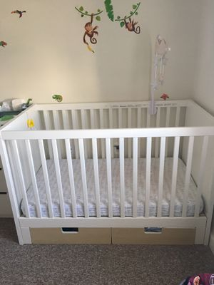 IKEA Crib with mattress for Sale in Washington, DC