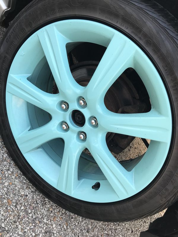 Stock 17 Inch Wrx Wheels 5 Lug For Sale In Pittsburgh Pa Offerup