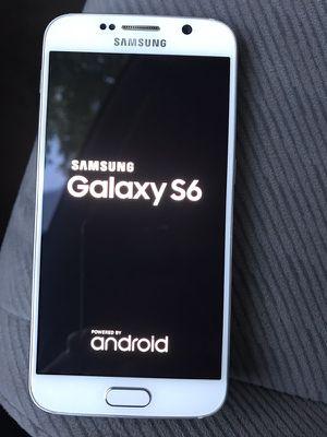 SAMSUNG S6 for Sale in Springfield, VA