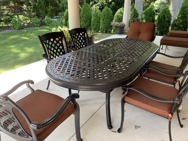 Patio Furniture Northville Mi.New And Used Outdoor Furniture For Sale In Warren Mi Offerup