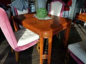 Mid century Wood Dining Table for Sale in Seattle, WA