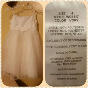 New and used flower girl dresses for sale in reading pa offerup davids bridal flower girl dress for sale in morgantown mightylinksfo